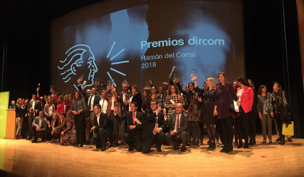 Estos son los ganadores de los Premios Dircom Ramón del Corral