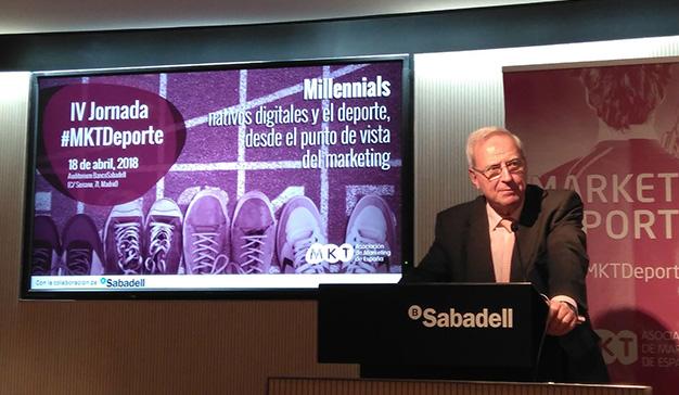 IV Jornada de Marketing Deportivo analiza como consumen los millennials el deporte