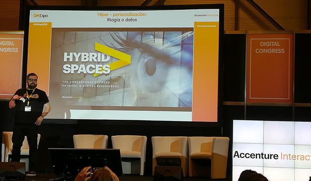 Hybrid Spaces, los entornos mágicos para crear experiencias en los clientes