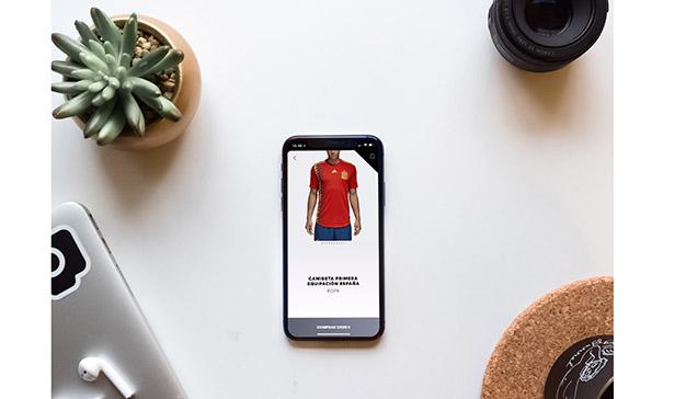 La nueva app de adidas ya está disponible en España