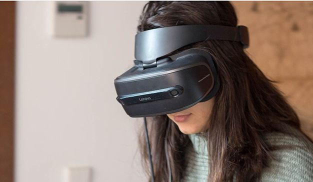 Lenovo lanza al mercado sus propias gafas de realidad virtual