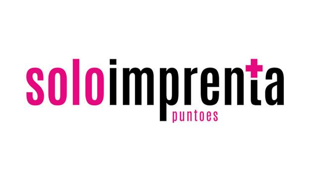 Soloimprenta.es rediseña su logotipo creado por peopleandbrand