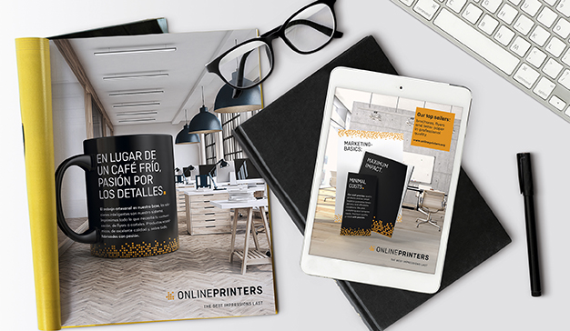 Onlineprinters comienza una nueva campaña publicitaria internacional