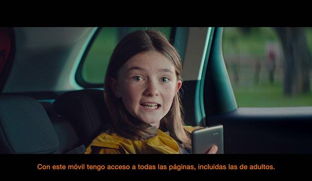 """Comunica+A crea la nueva campaña """"Menores pornodigitales"""" para Orange"""