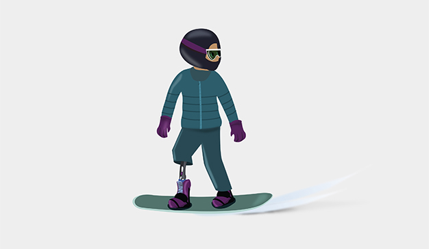 VCCP Spain crea para Liberty Seguros 28 emojis que representan los Juegos Paralímpicos