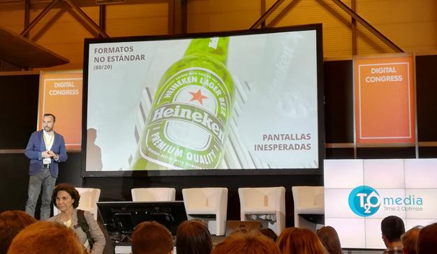 """""""Tenemos que construir fuertes conexiones con los usuarios para ofrecer experiencias personalizadas"""", A. del Barrio (T2O media)"""