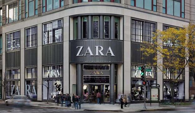 Zara le quita el puesto al banco Santander y se alza como la marca española más valiosa