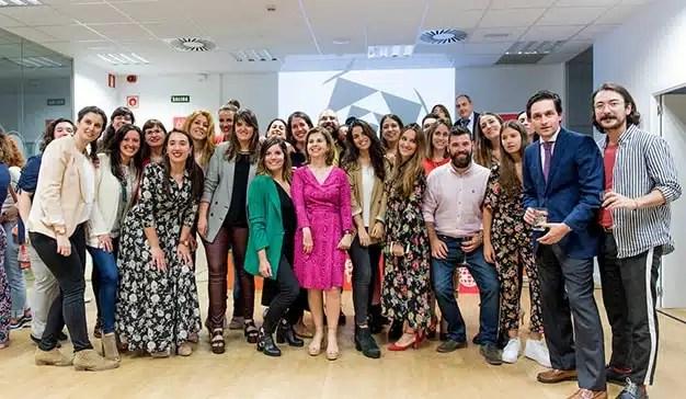 La agencia Trescom estrena imagen y nuevas oficinas en su décimo aniversario