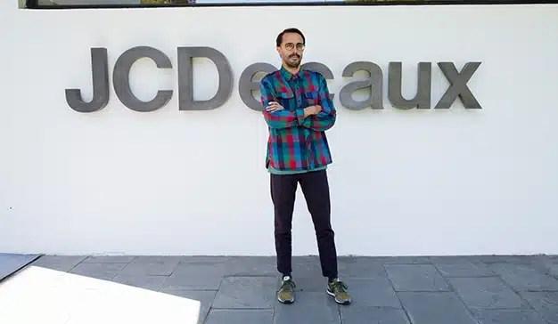 Pablo Calzado se incorpora a JCDecaux como Responsable de Comunicación e Innovate