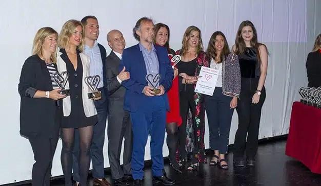 Equmedia es premiada por partida doble en la última edición de SaludFestival