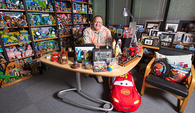 John Lasseter abandonará Disney en diciembre de 2018