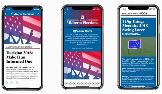 Apple quiere hacer frente a las fake news con su app de noticias