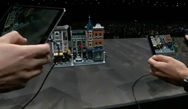 Apple lleva la realidad aumentada al siguiente nivel con estas dos apps