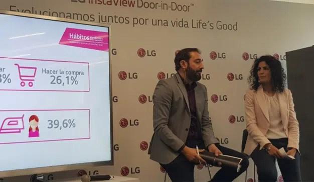 La mayoría de españoles cree que la tecnología permite democratizar las tareas domésticas