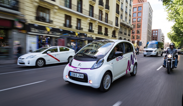 La compañía emov optimiza su servicio en Madrid con nuevas medidas para sus clientes