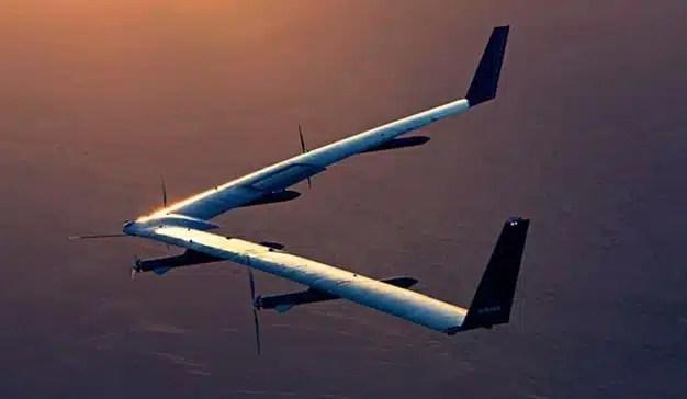 Facebook cambia el rumbo de Aquila, su dron Wi-Fi