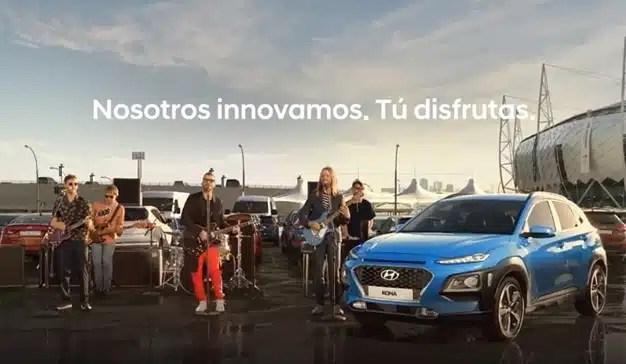 Hyundai pone banda sonora al Mundial de Rusia 2018 a ritmo de Bob Marley de la mano de Maroon 5