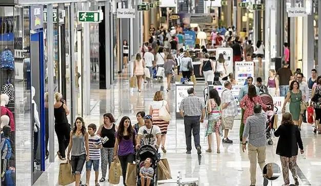 La confianza del consumidor desciende en el mes de mayo
