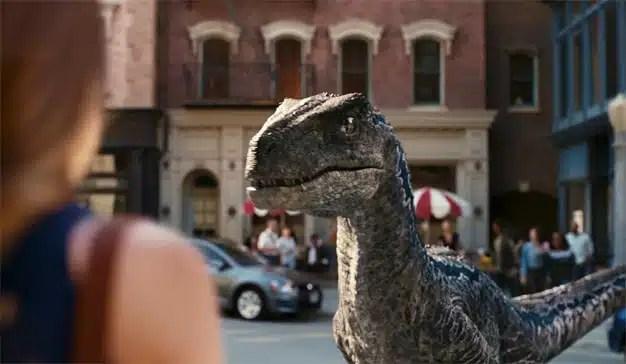 Los dinosaurios de Jurassic World corretean por el mundo real al más puro estilo Pokémon GO