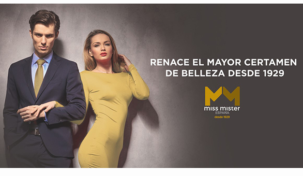 Renace el certamen de Miss & Mister España con imagen renovada
