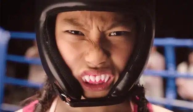 Los protagonistas de este spot chino de Nike no quieren ser niños de papá ni de mamá