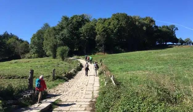 El Camino de Santiago, aventura durante vacaciones