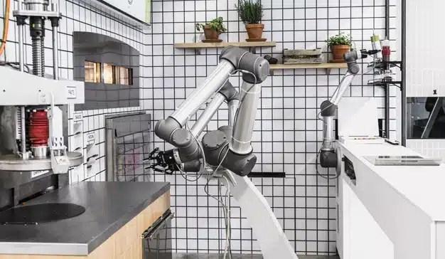 La empresa francesa Ekim crea la primera cadena de comida rápida robotizada