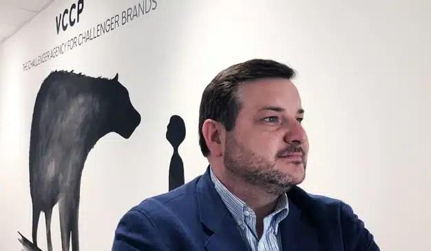Javier Suso vuelve a VCCP Spain donde ocupará el cargo de CEO