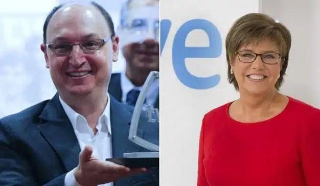 RTVE vuelve a contar con María Escario y Fran Llorente
