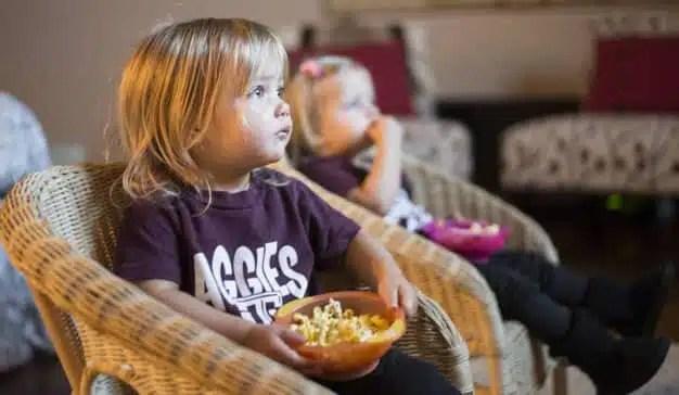 ¿Cómo influye la publicidad en los niños?