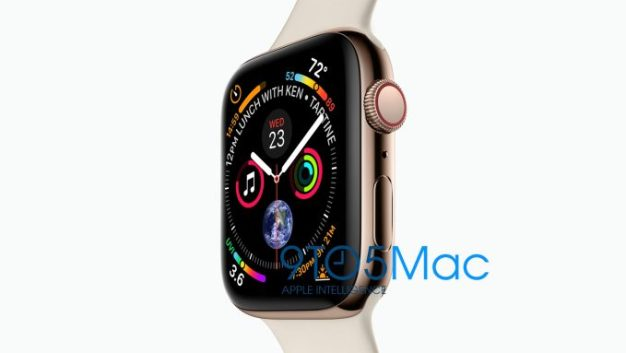 Se filtran fotografías de los nuevos iPhone y Apple Watch que se presentarán el 12 de septiembre