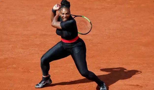 Nike responde al presidente de la Federación Francesa de Tenis tras juzgar la vestimenta de Serena Williams