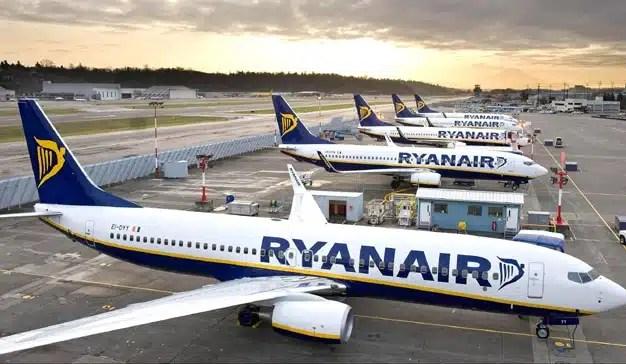 Ryanair vivirá este viernes la mayor huelga de pilotos de su historia