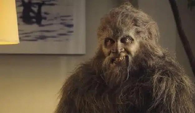 En este sarcástico spot político, Bigfoot no es el rey del escondite