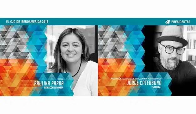 El Ojo 2018 presenta a los presidentes de El Ojo Media, Producción Audiovisual y Producción de Audio & Sonido
