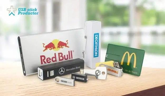 USB Stick Productor, más que solo pendrives