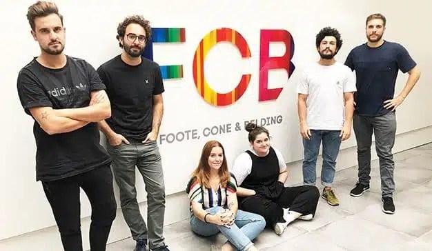 FCB Spain anuncia 6 incorporaciones en el departamento creativo