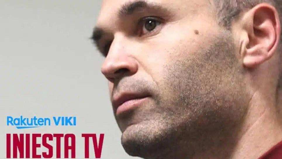 """Rakuten lanza """"Iniesta TV"""""""
