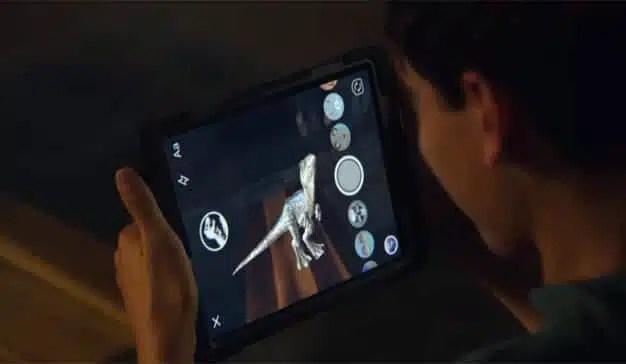 Facebook da vida a los dinosaurios de Jurassic World gracias a la realidad aumentada
