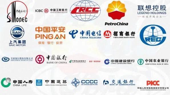 Al consumidor los logos de algunas de las marcas más poderosas del mundo le suenan a chino