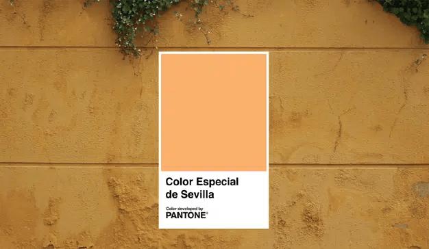 Pantone despeja la eterna duda: este es el color especial de Sevilla