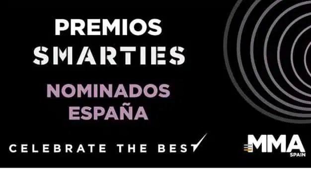 MMA Spain ha anunciado el jurado y las marcas y agencias nominadas en los Smarties 2018