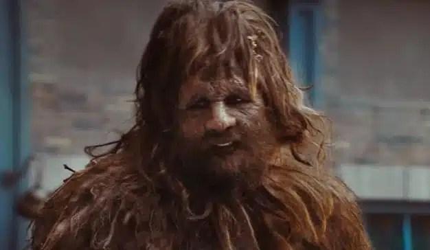 Virgin Media saca a Bigfoot de la cueva en su nueva y transparente campaña