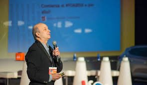 Juan Ramón Plana, presentador de SaludFestival 2019