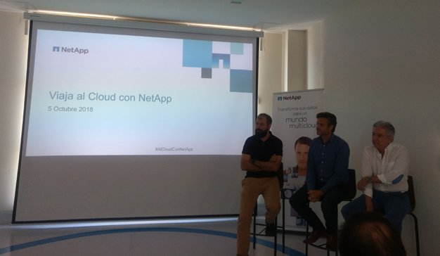Llega NetApp Cloud Volumes para reforzar la cartera de servicios de datos en el cloud