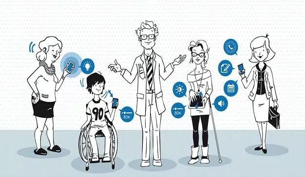 """""""Tecnología para Todos"""", un nuevo espacio de información y consulta sobre la accesibilidad"""