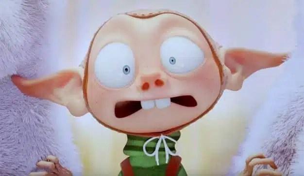 Elfred, un elfo en apuros en este entrañable spot navideño