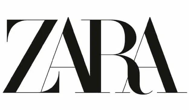 Zara estrena logo: letras más juntas, redondeadas y, por