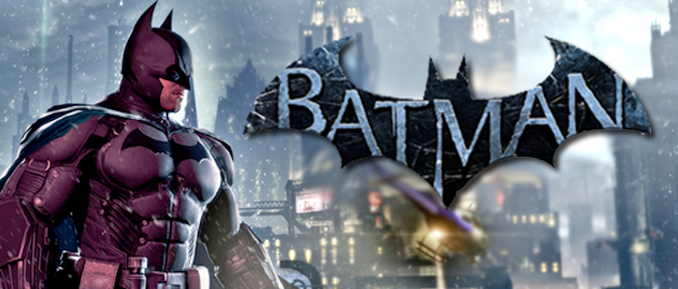 Narrativa em Batman Arkham Origins copy