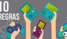 10 Regras para se ter sucesso no Mercado de Games